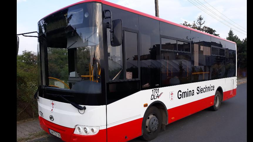 Od 1 września nastąpią zmiany w kursowaniu autobusów SKP (ROZKŁADY JAZDY, SCHEMAT TRAS)
