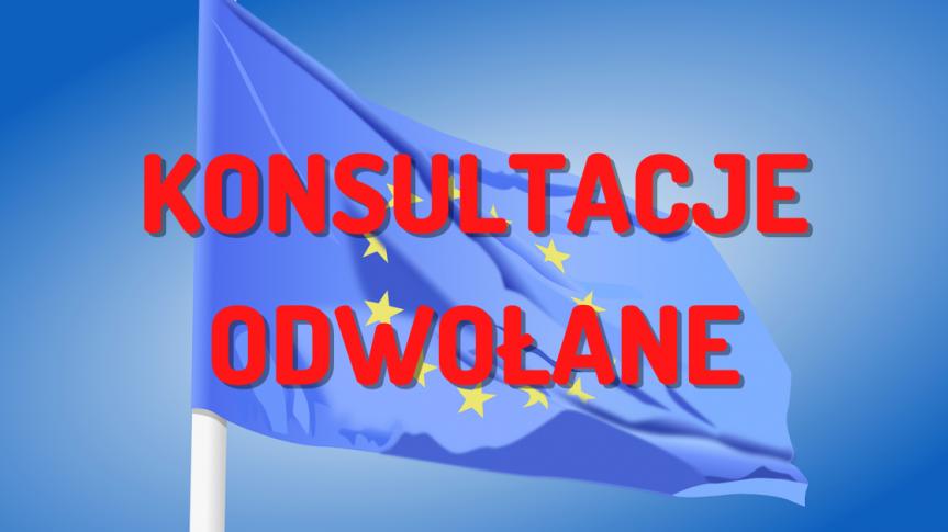 Odwołane konsultacje w ramach Mobilnego Punktu Informacyjnego Funduszy Europejskich