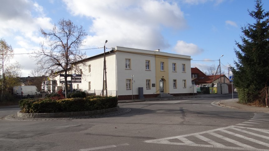 Budynek Centrum Kultury w Siechnicach