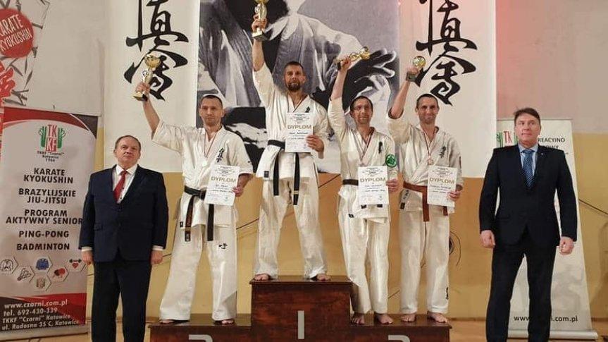 Siechnicki Klub Karate Kyokushin kolejny raz na podium!