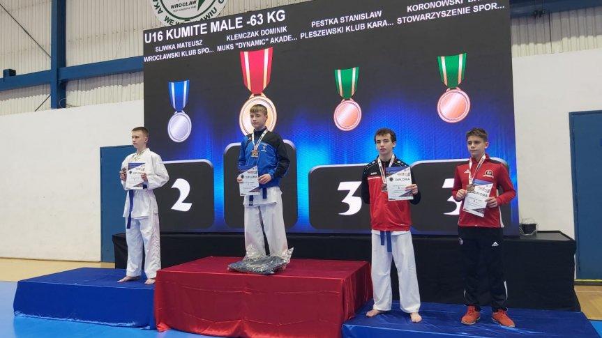 Mateusz Śliwka kolejny raz na podium!