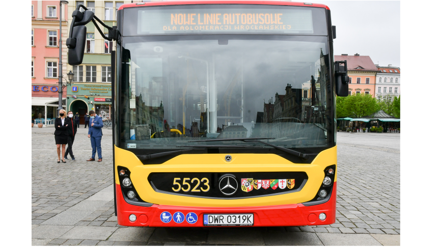 Autobus linii aglomeracyjnej