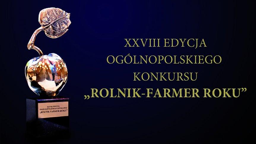 "Ogólnopolski Konkurs ""Rolnik - Farmer Roku"""