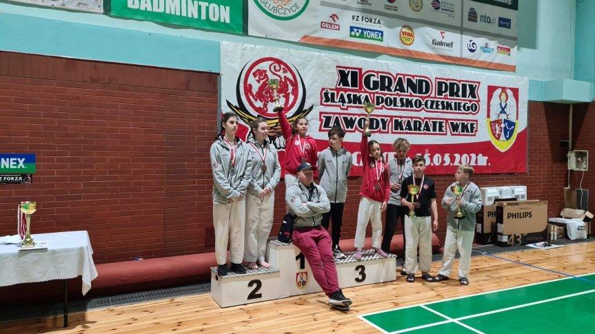 Kolejny sukces medalowy Arawashi Siechnice