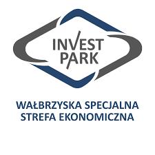 """Logo: Wałbrzyska Specjalna Strefa Ekonomiczna """"INVEST-PARK"""" Sp. z o.o."""