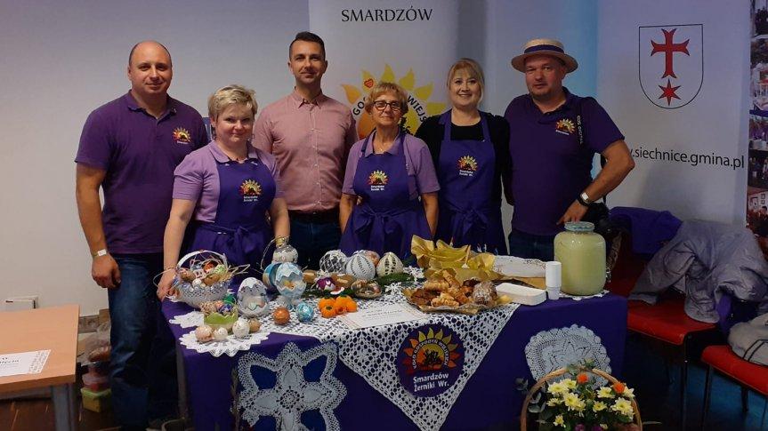 Koło Gospodyń Wiejskich ze Smardzowa reprezentowało Gminę w Warszawie (ZDJĘCIA)
